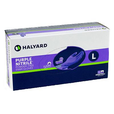 Halyard Nitrile Gloves