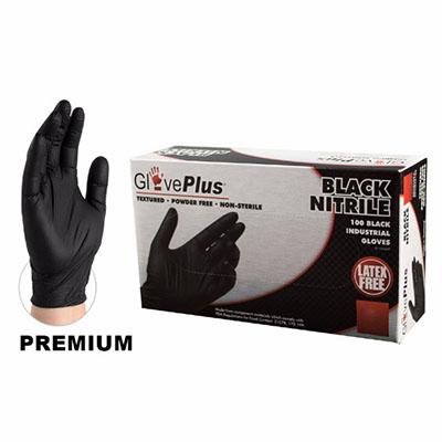 GlovePlus 8Mil Nitrile Utility/Automotive Gloves
