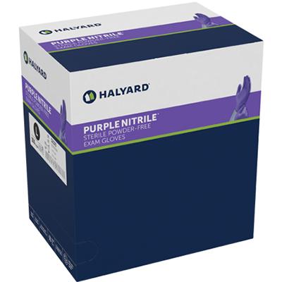 Halyard Nitrile Sterile Exam Gloves