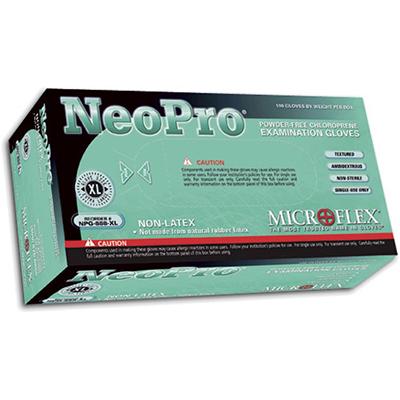 Neopro Polychloroprene Medical Gloves