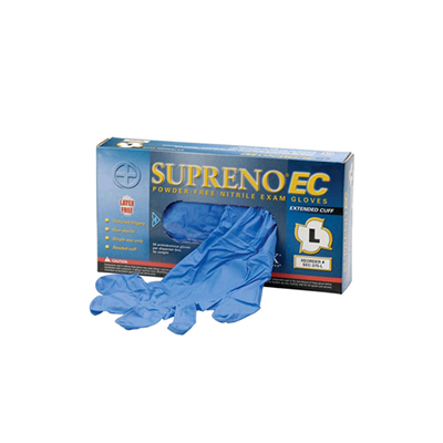 Supreno EC Nitrile Utility/Automotive Gloves