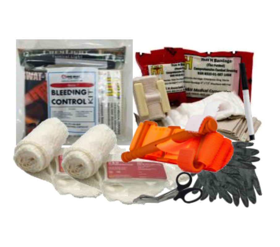 Basic Slim Bleeding Control Kit 2