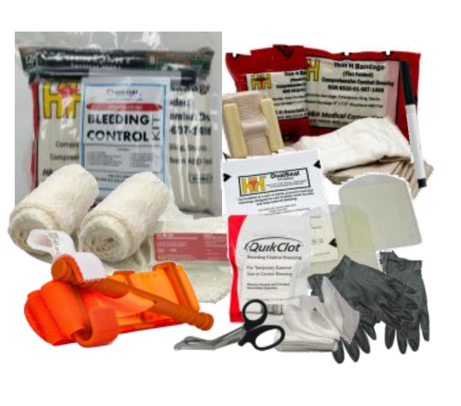 Intermediate Slim Bleeding Control Kit 2