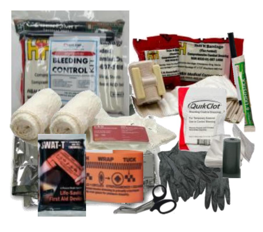Intermediate Slim Bleeding Kit